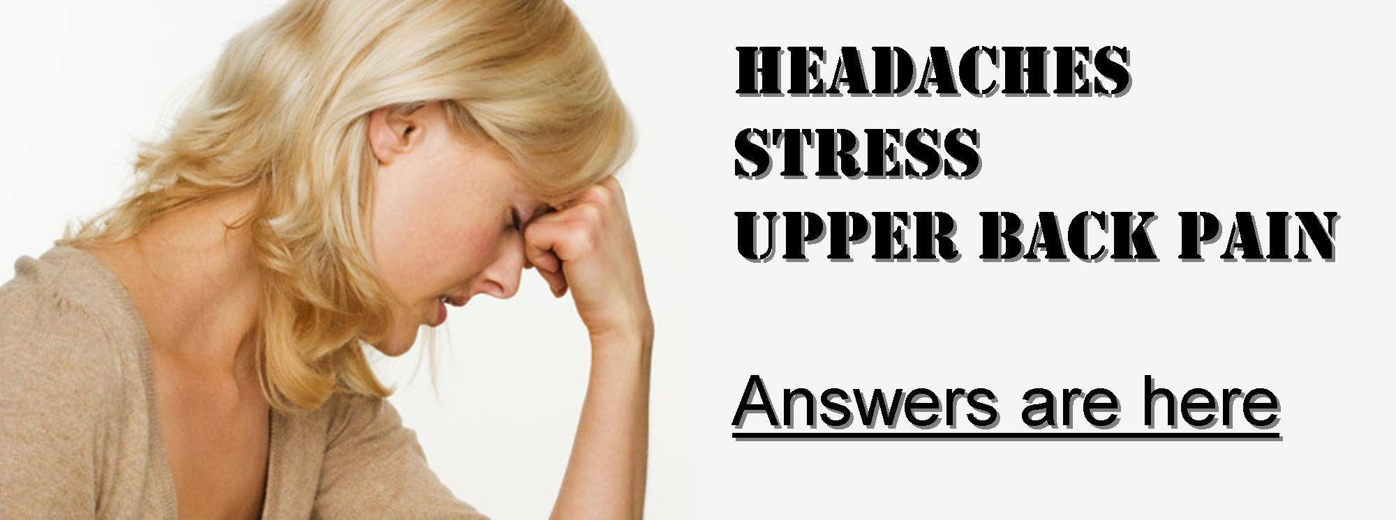 Headaches and Chiropractic