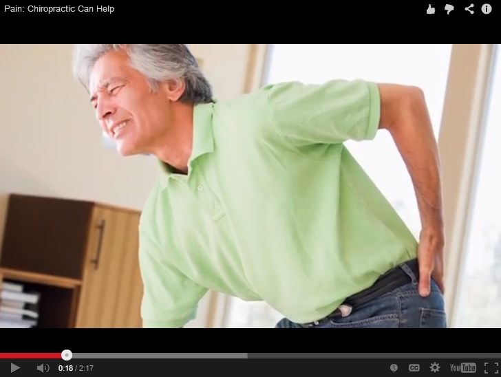 Pain? Chiropractic Can Help